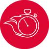 Rapid preheating (4 minutes)